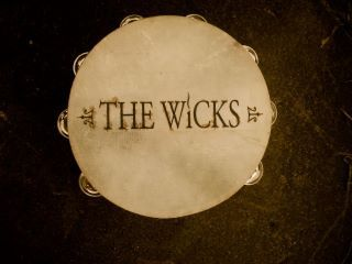 Image of  THE WICKS Tambourine