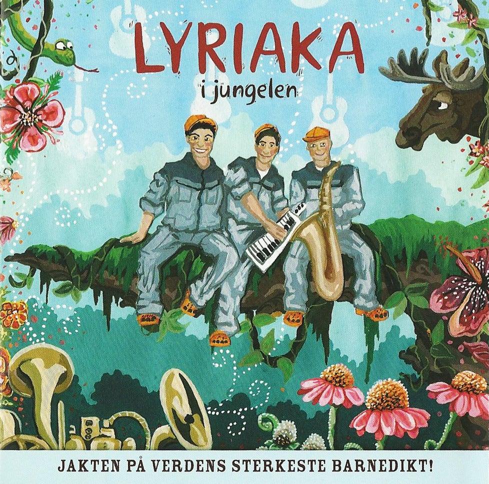Image of Lyriaka i jungelen (2007)