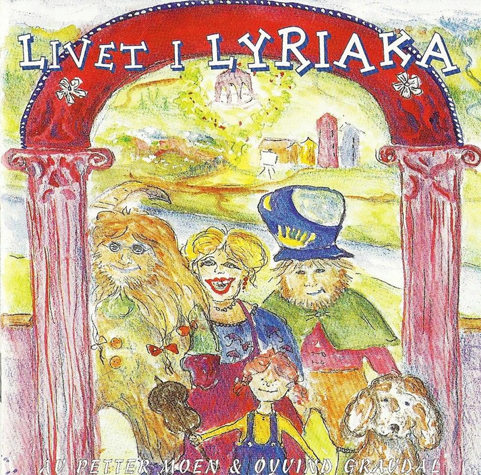 Image of Livet i Lyriaka (1997)