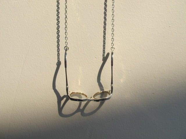 Image of LOLA GRANNY GLASSES NECKLACE