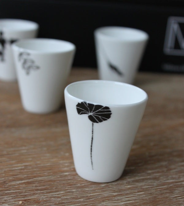 Image of Egg/snaps cups (set of 4)
