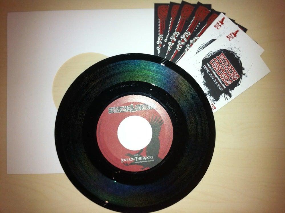 Burning Condors - Love On The Rocks/Folsom Prison Blues