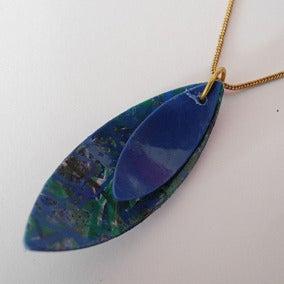 Image of Leaf pendant