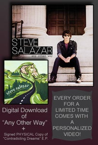 "Image of ""Any Other Way"" Full Digital Download+Signed ""Contradicting Dreams"" E.P. w/PERS"