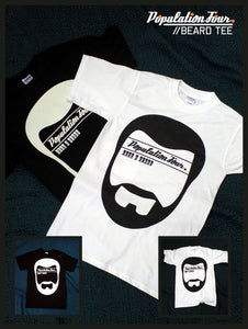Image of Grow A Beard Tee