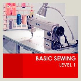 Image of Basic Sewing