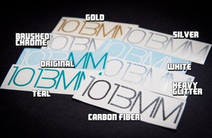 Image of Small 1013MM Vinyl Sticker
