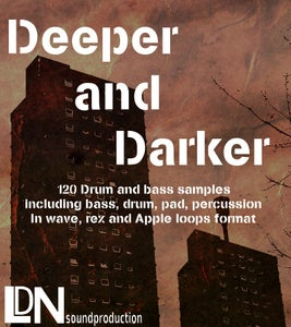 Image of Deeper and Darker