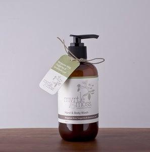 Image of Hand & Body Wash - Bergamot Rind, Tangerine & Geranium Leaf - 250ml