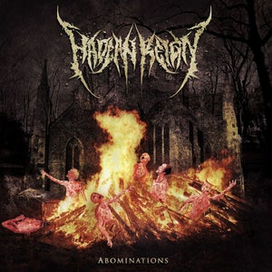 Image of Abominations (2011)
