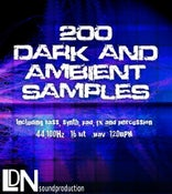 Image of 200 Dark and ambient samples