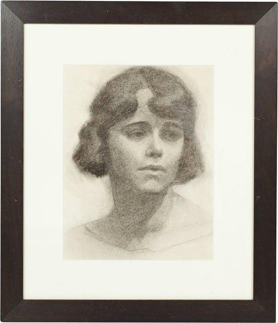 Image of 19th Century Self Portrait