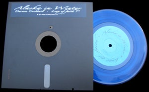 "Image of Memorex 7"" Vinyl / Floppy Disk"