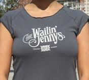 Image of Women's T-Shirt - Trademark No. 3 Design