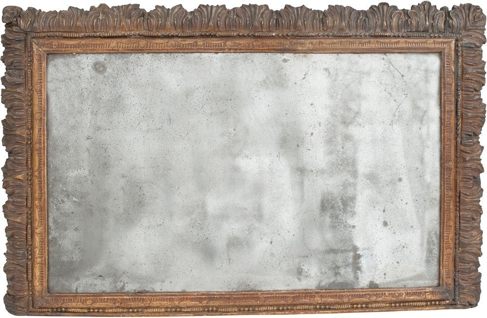 Image of Antique William & Mary Mirror