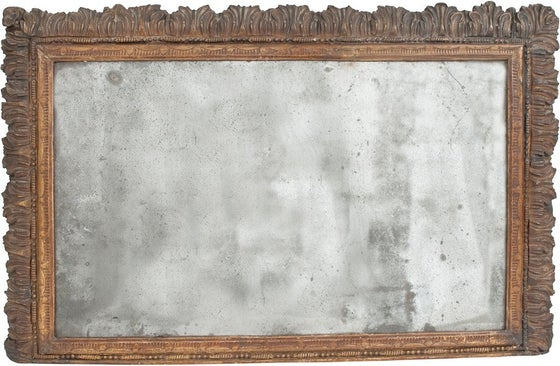 Image of Antique William & Mary Mirror