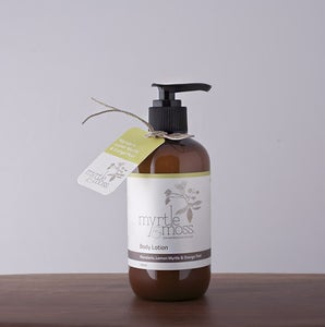 Image of Body Lotion - Mandarin, Lemon Myrtle & Orange Peel - 250ml
