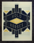 Image of Hold Your Horses - SOLD OUT