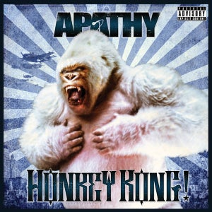 Image of Apathy - Honkey Kong 2CD