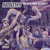 Image of Apathy - Where's Your Album?!! CD