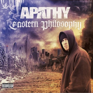 Image of Apathy - Eastern Philosophy CD