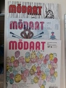 Image of Modart Magazines #6 - #8