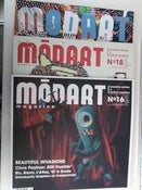 Image of Modart Magazines #16, #18 & #19