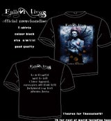 "Image of Fallen lives-""fallen leaves"" t-shirt"