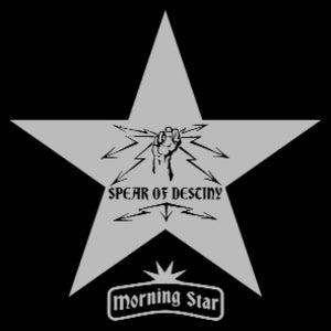 """Image of SPEAR OF DESTINY """"Morning Star"""" CD"""