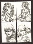 Image of Sketch Card by DK