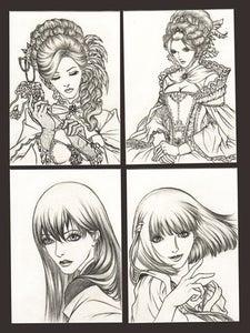 Image of Sketch Card by DK