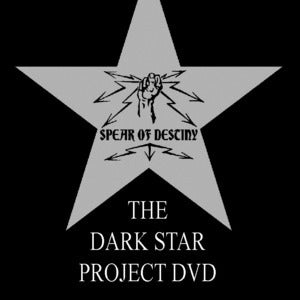 "Image of SPEAR OF DESTINY ""Dark Star Project"" DVD"