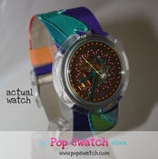 "Image of Pop Swatch ""Verushka"""