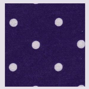 Image of Tissu jersey pois