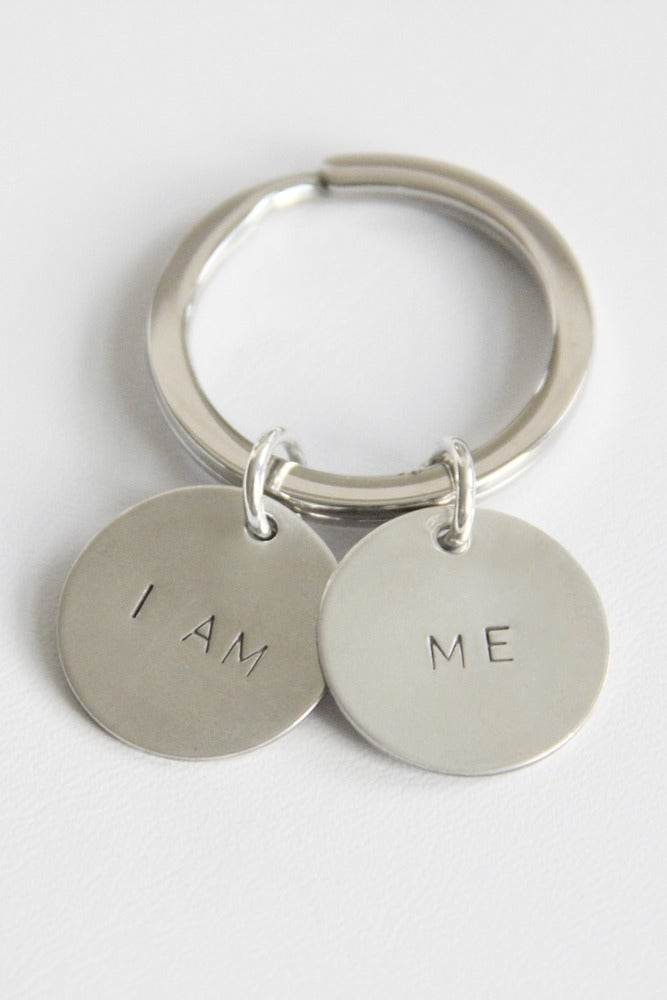 Image of I AM ME KEY CHAIN