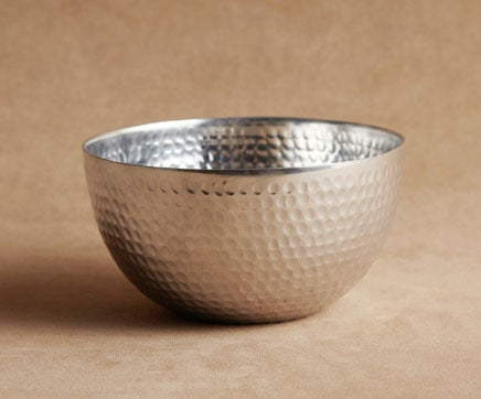 Image of Hammered Silver Bowl BC-208