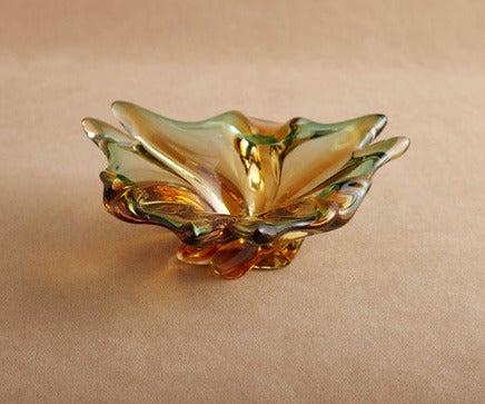 Image of Vintage Art Glass Bowl BC-185