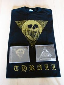 Image of Vermin to the Earth - CD + t-shirt package