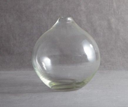 Image of Handblown Heavy Glass Balloon Vase BC-126