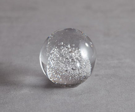 Image of Vintage Bubble Glass BC-110