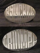 Image of Oval Belt Buckles