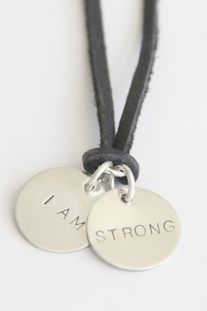 Image of I AM STRONG (L)