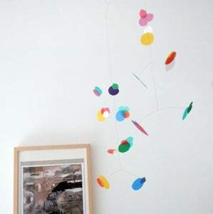 Image of Confetti mobile