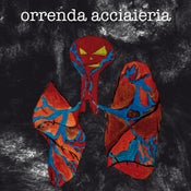Image of ORRENDA ACCIAIERIA - s/t (digipack cd)