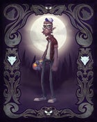 Image of Hipster Horrors - Walter the Werewolf