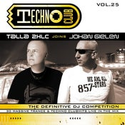 Image of Technoclub vol. 25 Talla 2XLC joins Johan Gielen