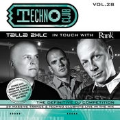 Image of Techno club vol. 28 Talla 2XLC in touch with Rank1