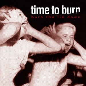 "Image of ""Burn The Lie Down"" CD EP"