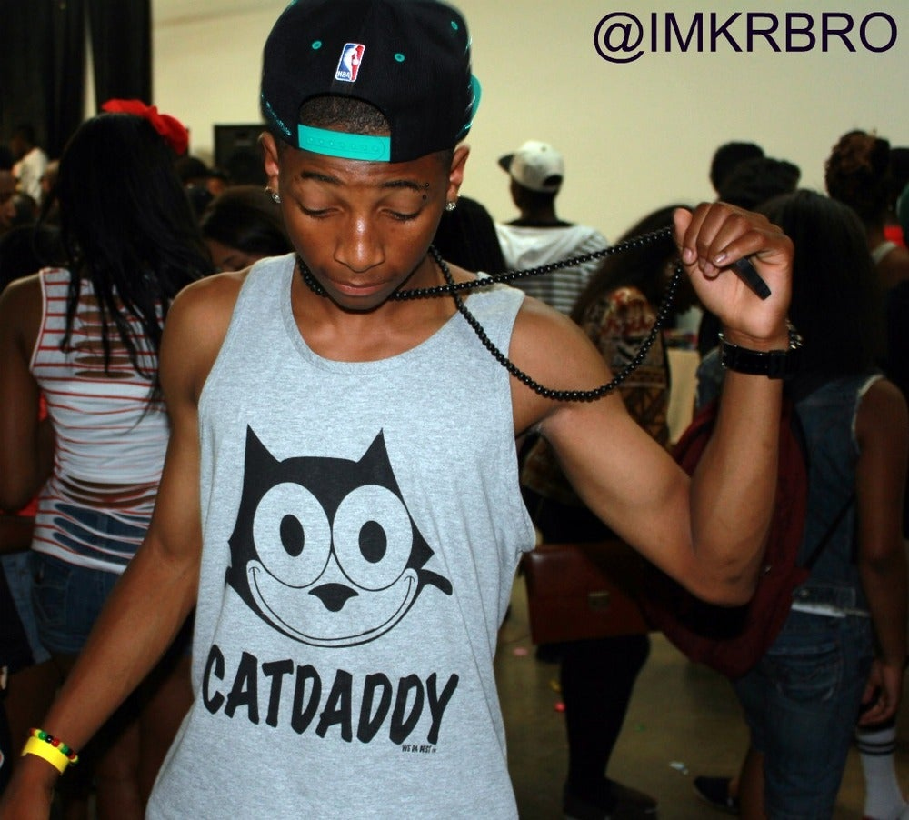 Image of CATDADDY TANK TOP
