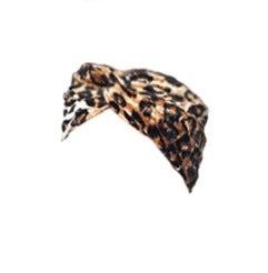 Image of Frolic Animal Print Velvet Turband